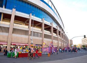 Los ultras del Atlético accederán al Calderón con la huella dactilar