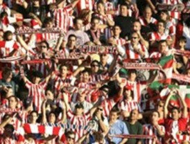 El Athletic, disconforme con la multa por la Copa