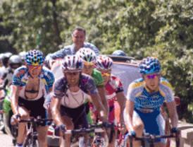 Oleg Chuzhda, campeón de la Vuelta a la Comunidad