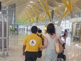 Nuevo servicio para los discapacitados en los aeropuertos