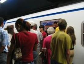 Restablecido el metro en Ópera