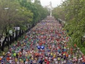El keniano Patrick Korir gana la multitudinaria maratón de Madrid