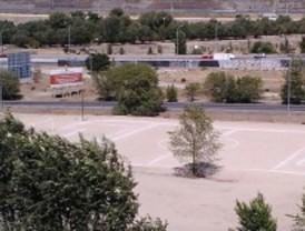 Butarque tiene un nuevo campo de fútbol