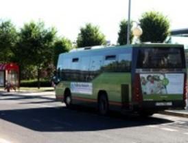 Nueva línea de autobuses Majadahonda - Galapagar - Colmenarejo