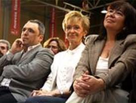 Simancas afirma que Aguirre es 'un peligro y una amenaza para los madrileños'