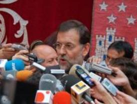 Rajoy pide 'altura de miras' a los dirigentes de su partido