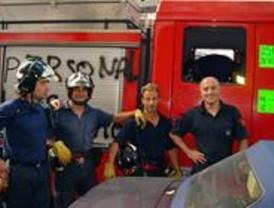 Más de 700 bomberos corren en homenaje a sus compañeros fallecidos