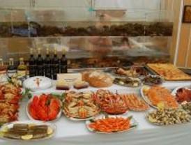 Este jueves abre sus puertas la III Feria del Marisco de Colmenar Viejo