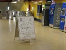 CC OO quiere pactar con la Comunidad los servicios mínimos en las huelgas de transporte