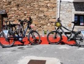 El primer sistema rural de alquiler público de bicicletas