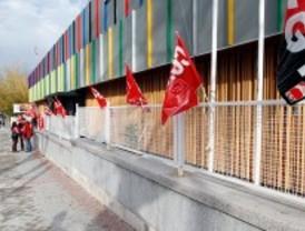 Fin de año reivindicativo en el polideportivo de Chamartín