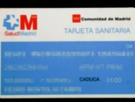 En vigor la tasa de 10 euros por renovación de la tarjeta sanitaria