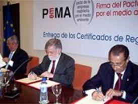 Comunidad, Cámara y CEIM explicarán a las empresas la normativa medioambiental