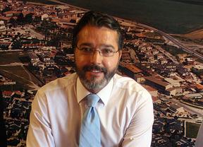 El alcalde de Brunete, Borja Gutiérrez
