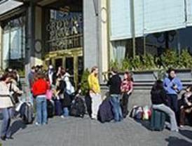 Los precios hoteleros en Madrid caen un 30,18 por ciento en octubre respecto a 2008