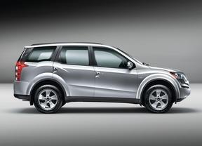Mahindra XUV 500, la marca india debuta en España