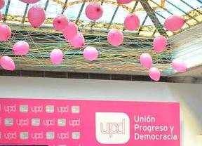 UPyD cierra su campaña con optimismo debatiendo con los ciudadanos en la calle