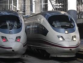 Más de 5.000 viajeros usan cada día el AVE a Valencia