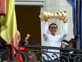 Éxito histórico de Contador en el Giro y la Vuelta