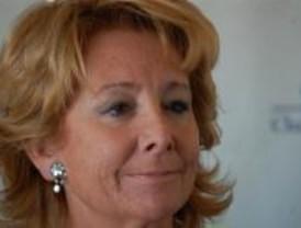 Aguirre ya es oficialmente la única candidata a la presidencia del PP regional