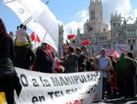 Telemadrid firma la paz tras 17 huelgas