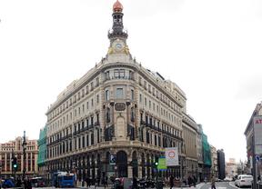 IU cree que el proyecto Canalejas hará de Madrid una ciudad