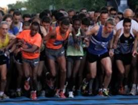 7.000 corredores participan en la XXX Carrera de la Ciencia, dominada por los atletas keniatas
