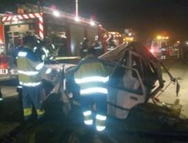 Cuatro muertos en dos accidentes de tráfico en Fuenlabrada y Seseña