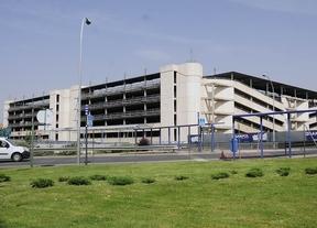 Barajas permite reservar en todos sus parking por Internet