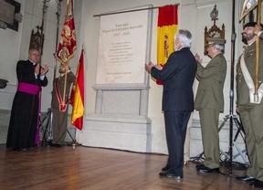 Los restos de Cervantes ya descansan en la iglesia de San Ildefonso
