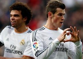 El Real Madrid golea al Elche y avisa al Schalke