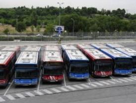 La EMT suspende los autobuses universitarios hasta el próximo 31 de agosto