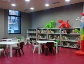 La biblioteca de Carabanchel abrirá los domingos y festivos