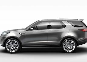 Land Rover desvela el Discovery Vision Concept