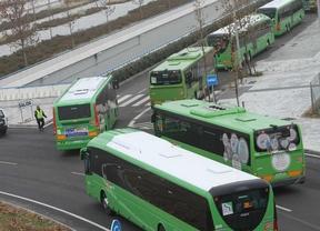Autobuses interurbanos (archivo MDO)