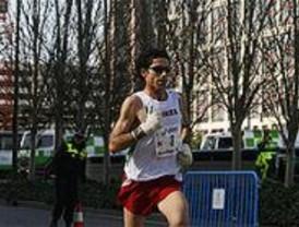 Más de 11.600 personas corren en la Media Maratón de Madrid