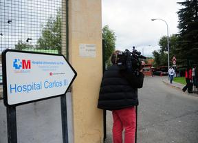 Los once pacientes que quedaban en observación por ébola reciben el alta