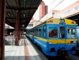 El tren Río Eresma calienta motores
