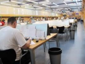 Tres Cantos se queda sin biblioteca municipal en vísperas de exámenes