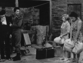 Escenas de antaño: La casa de las chivas (1969)