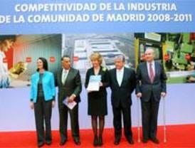 Aguirre presenta la Estrategia por la competitividad de la Industria