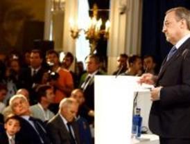 Florentino anuncia un proyecto