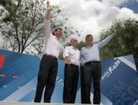 Gómez confía en el cambio de Gobierno