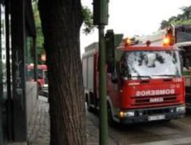 Cinco intoxicados leves por un escape de gas en Ciudad Lineal