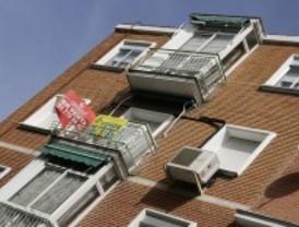 Madrid, con una bajada del 1,1 por ciento, lidera la caída del precio de la vivienda