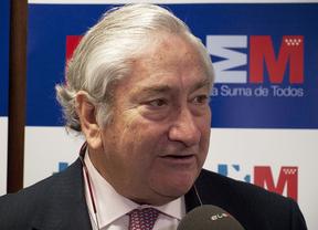 Javier Rodriguez, consejero de Sanidad de la Comunidad de Madrid