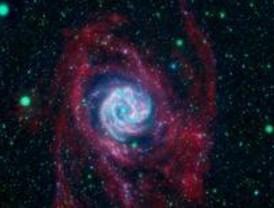 Estrellas que nacen al borde de la galaxia