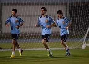 La Roja completa su primer entrenamiento en Río