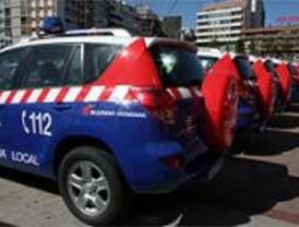 126 nuevos vehículos policiales refuerzan las flotas de las BESCAM de 33 municipios de la región