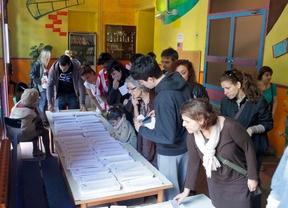 Elecciones europeas en Madrid